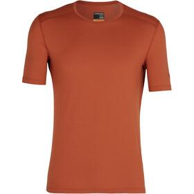 Icebreaker 200 Oasis Crew Top T-shirt Heren, roote